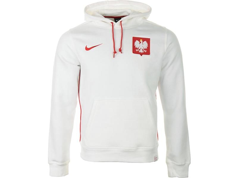 Sweatshirt Nike Poland NSW Hoodie Core 891719 608