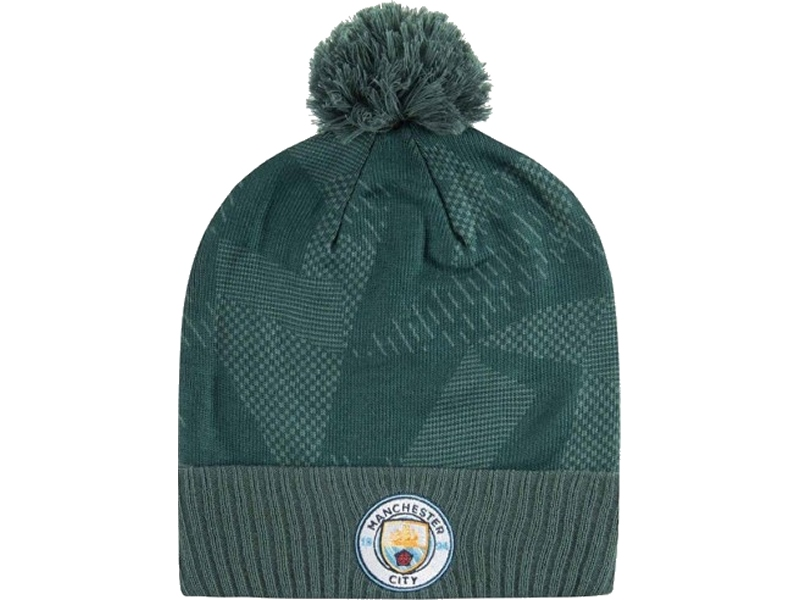 9088797a2d7 Man City Nike knitted hat