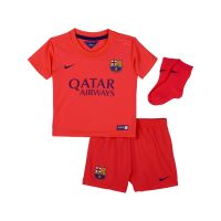 Barcelona Nike infants kit