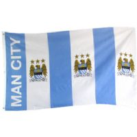 Man City flag