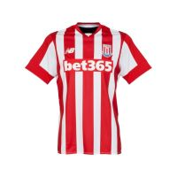 Stoke City New Balance shirt