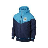 Man City Nike jacket